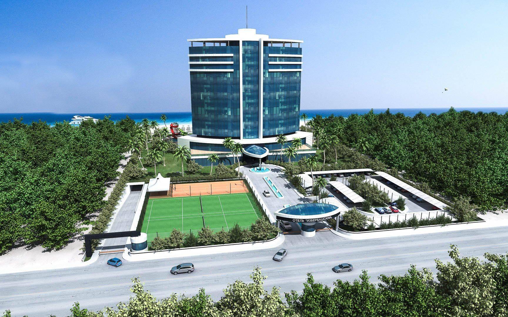 IZBERBAŞSKY HOTEL-4