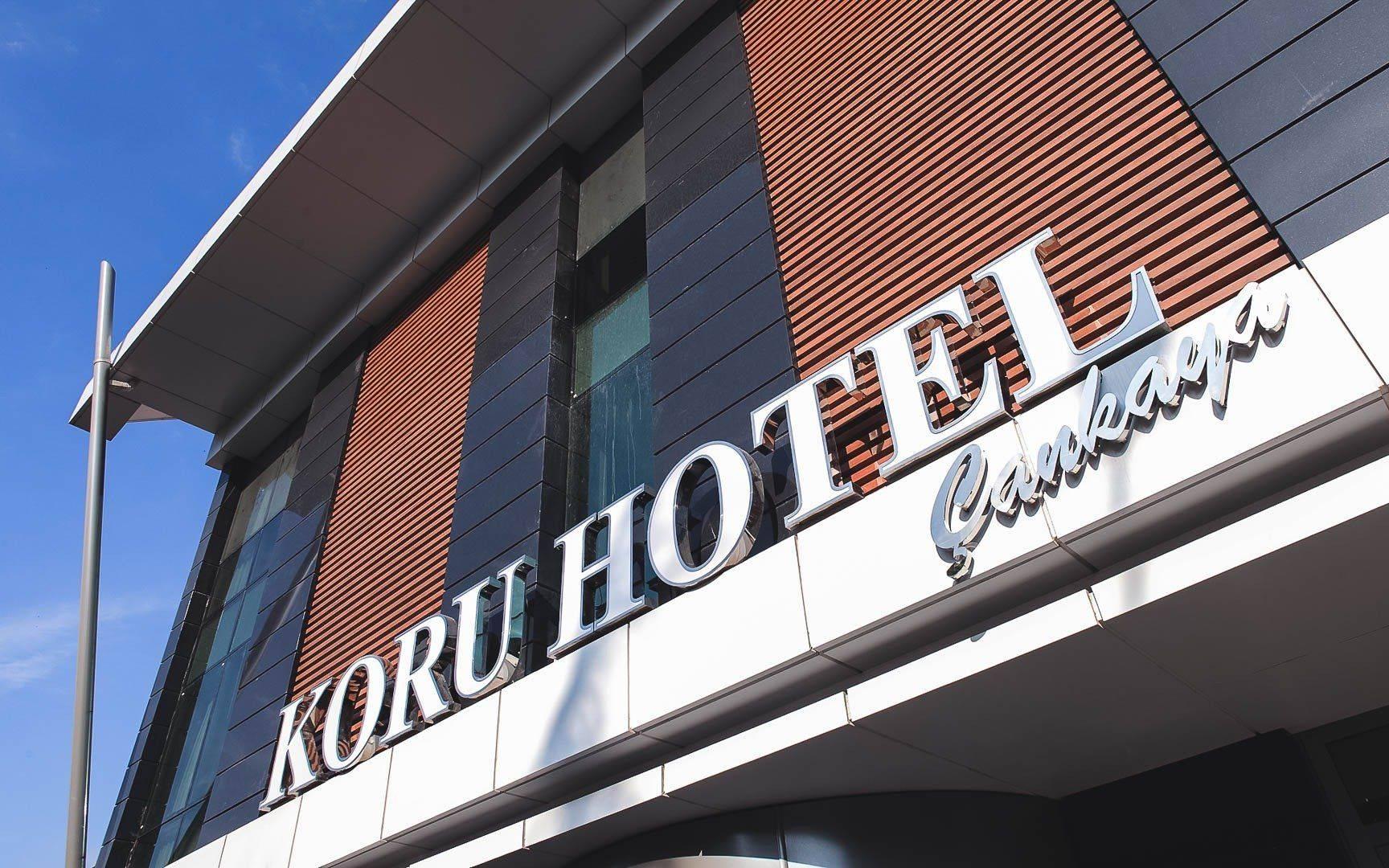 Ankara Koru Otel Renovasyonu
